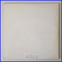 THE BEATLES 1968 White Album Capitol SWBO 101 Vinyl 2x LP Stereo Apple Records