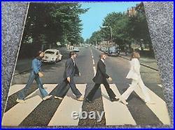 THE BEATLES Abbey Road(UK 1969 1ST PRESS VINYL LP / NO MAJESTY / MISALIGNED!)