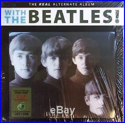 THE BEATLES BOX 5LP+2CD+1DVD -VINYL- with the Beatles -the real alternate album