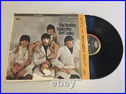 THE BEATLES BUTCHER COVER YESTERDAY & TODAY STEREO LP ST-2553 Record Vinyl