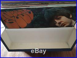 THE BEATLES COLLECTION BOX 14 LPs VINYL RARE TOP