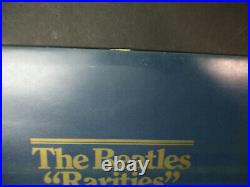 THE BEATLES COLLECTION BRITISH BLUE BOX SET VINYL UK BC13 with13 ALBUMS/14 RECORDS
