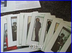 THE BEATLES COLLECTION SINGLES 1962-1970 (24 x 7 VINYL BOX SET)