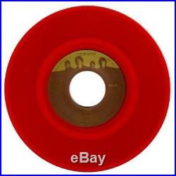THE BEATLES Capitol 4506 Girl / You're Going To Lose That Girl RED Vinyl