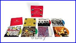 THE BEATLES Christmas Records Box Set 7 x 7 COLOURED Vinyl 2017 NEW & SEALED