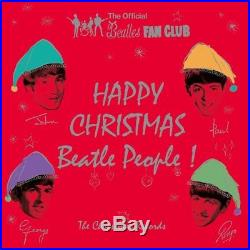 THE BEATLES Christmas Records Box Set 7 x 7 COLOURED Vinyl 2017 NEW & SEALED