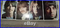 THE BEATLES Collection 14-LP Vinyl Box Set UK BC-13 STEREO. Blue Box with posters