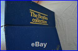 THE BEATLES Collection 14-LP Vinyl Box Set UK BC-13 STEREO beetles Blue Box