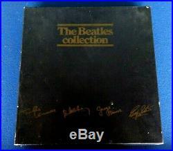 THE BEATLES Collection 14 x LP Blue Boxset VINYL NM/VG+ 1978 Australian Pressing