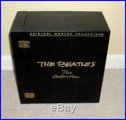 THE BEATLES Collection MFSL Original Master 14-LP Audiophile Box Set Vinyls NM