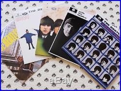 THE BEATLES DEAGOSTINI 14 ALBUM RECORD BOX SET INC. PAST MASTERS MINT 180g VINYL