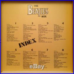 THE BEATLES From Liverpool 1980 UK limited edition mail-order only 8 Vinyl LP