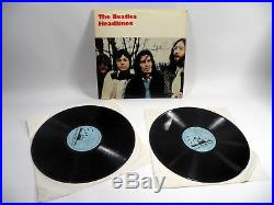 THE BEATLES Headlines Double Vinyl LP Numbered 666 of 1000 RARE Limited Edition