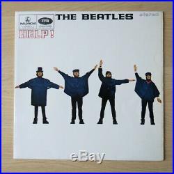THE BEATLES Help UK stereo 1st press vinyl LP Parlophone PCS 3071 1965 Ex