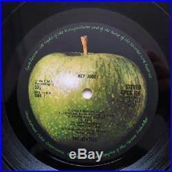THE BEATLES Hey Jude UK export vinyl LP'Revolutions' &'Paper Back' label error