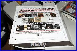 THE BEATLES IN MONO 11x LP BOX SET DELUXE EDITION withBOOK EU PRESS VINYL 2014