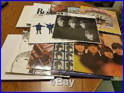 THE BEATLES IN MONO LP VINYL 33rpm LIMITED EDITION BOX SET 2014 180g NIB