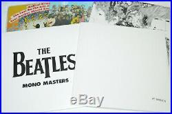 THE BEATLES IN MONO LP VINYL BOX SET APPLE All New Sealed 11 LP SCUFF ON BOX TOP