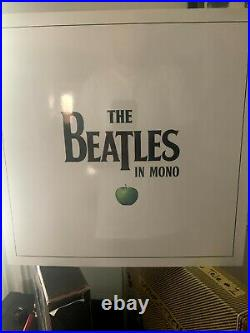 THE BEATLES IN MONO VINYL BOX 180 gram 11 LPs 2014 Like New