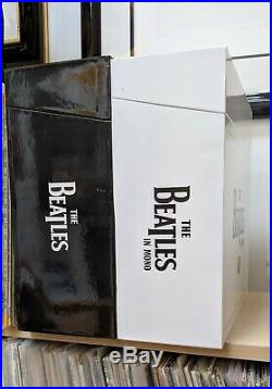 THE BEATLES IN MONO Vinyl 11 LP Box Set Near Mint Complete with Book and insert