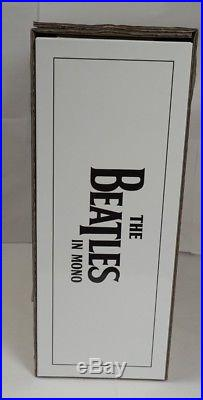 THE BEATLES IN MONO Vinyl Box Set NEW, UNOPENED! LPS, BOOK SEALED, ORIG SHIP BOX