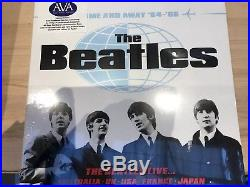THE BEATLES LIMITED EDITION NUMBERED 5 VINYL LP s BOX SET HOME AND AWAY