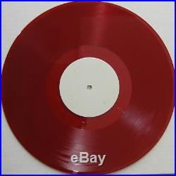 THE BEATLES Last Live Show IN SHRINK RED COLORED Vinyl TMOQ LP Shea 1966