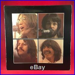 THE BEATLES Let It Be 1970 UK Vinyl LP 1st Pressing Box Set Complete EXCELLENT