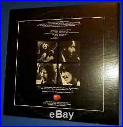 THE BEATLES Let It Be 1st Press vinyl LP MAGGIE MAE credits rare Phil & Ronnie