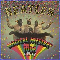 THE BEATLES Magical Mystery Tour Rare 1967 UK 1st press 6-trk STEREO 7 vinyl