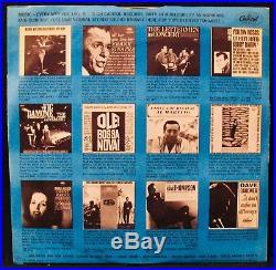 THE BEATLES-Meet The Beatles-VG++ to Near Mint Vinyl Album-CAPITOL #T 2047