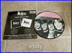 THE BEATLES PICTURE DISC 7 VINYL 20th ANNIVERSARY SET X22- HELP PLUS 21 DISCS