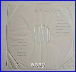 THE BEATLES PLEASE PLEASE ME LP MONO VINYL EX/EX 4th Press Original 1963 Album