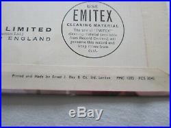 THE BEATLES Please Please Me Black & Gold Mono Vinyl + Fan Club compliment slip