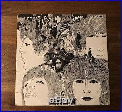 THE BEATLES REVOLVER 1966 mono vinyl lp