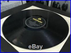 THE BEATLES REVOLVER ORIGINAL Y/B UK PRESS MONO VINYL LP 2/2 With Correct Label