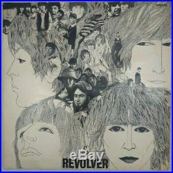 THE BEATLES Revolver 1966 UK WITHDRAWN MONO 1st press 606-1 Vinyl LP HOLY GRAIL