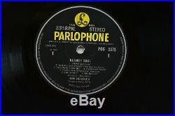 THE BEATLES Rubber Soul PCS-3075 Parlophone UK 1° Press STEREO Vinyl LP 1965 VG+