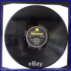 THE BEATLES Rubber Soul UK ORIGINAL MONO 1965 Parlophone LP EX/EX Vinyl ALBUM