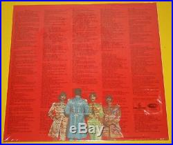 THE BEATLES SGT PEPPER'S 1967 LP 2014 MONO NEW / SEALED Analogue Vinyl OOP