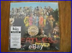 THE BEATLES SGT PEPPER'S LP 2014 MONO NEW / SEALED Analogue Vinyl OOP