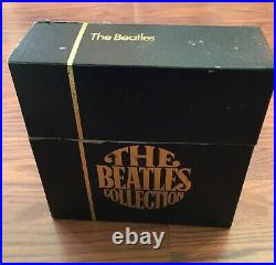 THE BEATLES SINGLES COLLECTION 1976 UK BOX SET 24 SINGLES & PS's NM Vinyl