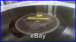 THE BEATLES Sgt Pepper UK Mono -1/-1 SUPERB AUDIO EX/EX Vinyl LP Worldwide Ship