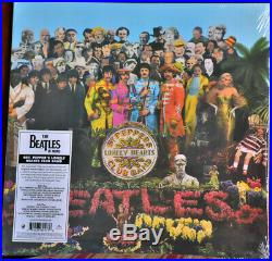 THE BEATLES Sgt. Pepper's Lonely Hearts Club Band LP Mono Vinyl 2014 SEALED