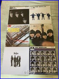 THE BEATLES Stereo Box Set LIMITED EDITION + Book NEW OOP Vinyl 16 LPs READ