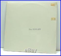THE BEATLES THE WHITE ALBUM Vinyl Record LP SWBO 101 1970's BRAND NEW SEALED