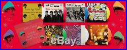THE BEATLES The Christmas Records 7 colored vinyl Box Set LIMITED EDITION OOP