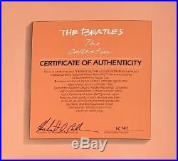 THE BEATLES The Collection Original Master Recordings 14 Vinyl Disc Set, Used