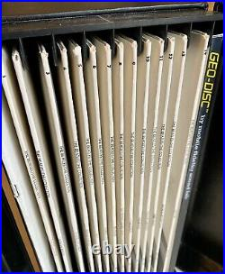 THE BEATLES The Collection Vinyl MFSL 1982 14 LPs, Booklet, Geo Disc