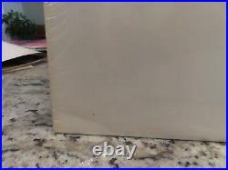 THE BEATLES The WHITE ALBUM COLORED VINYL SEBX-11841 UNPLAYED NM SHRINK LP
